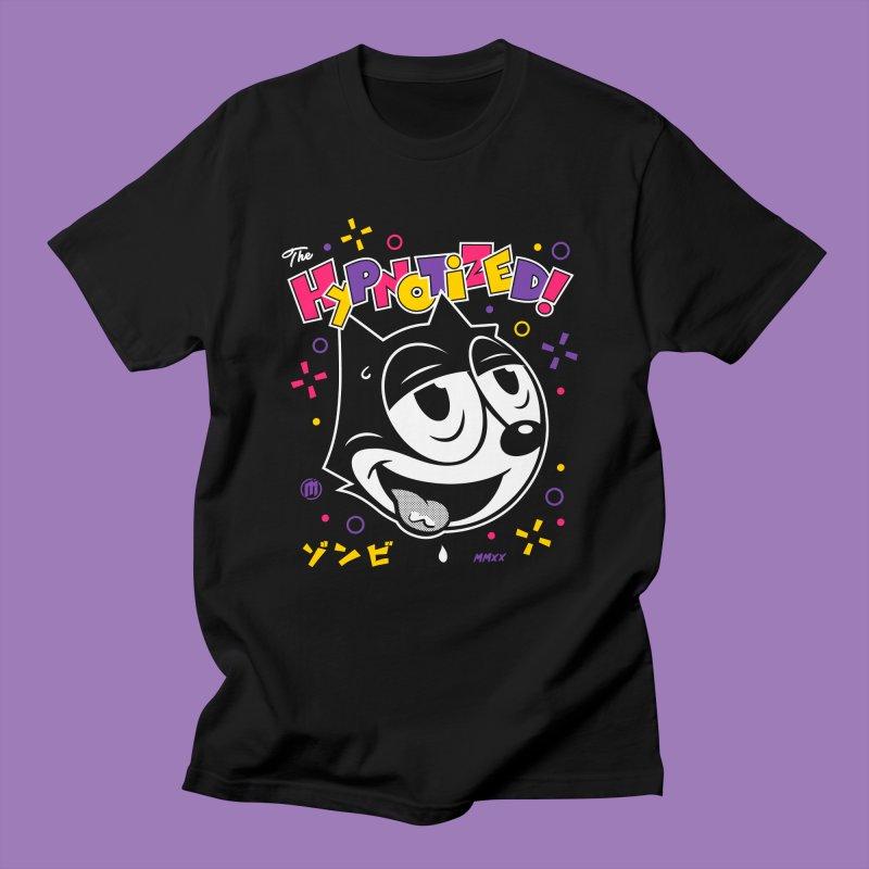 Hypnotized! in Men's Regular T-Shirt Black by MXM — ltd. collection