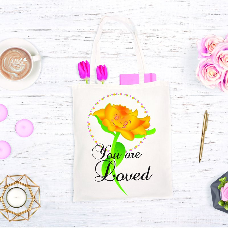 You are Loved by MyInspirationalGifts Artist Shop