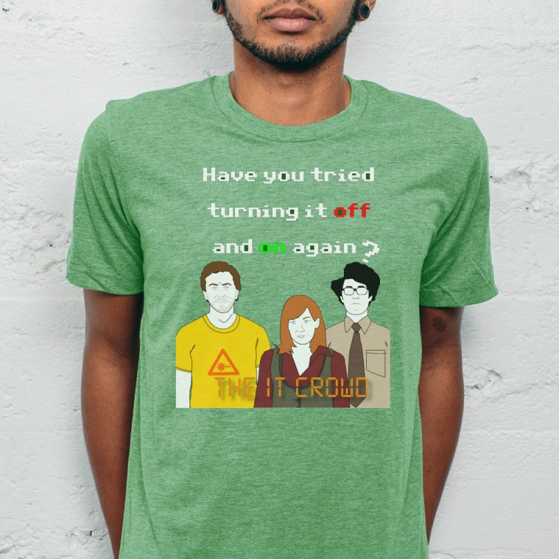 It Crowd by Obvious Designs