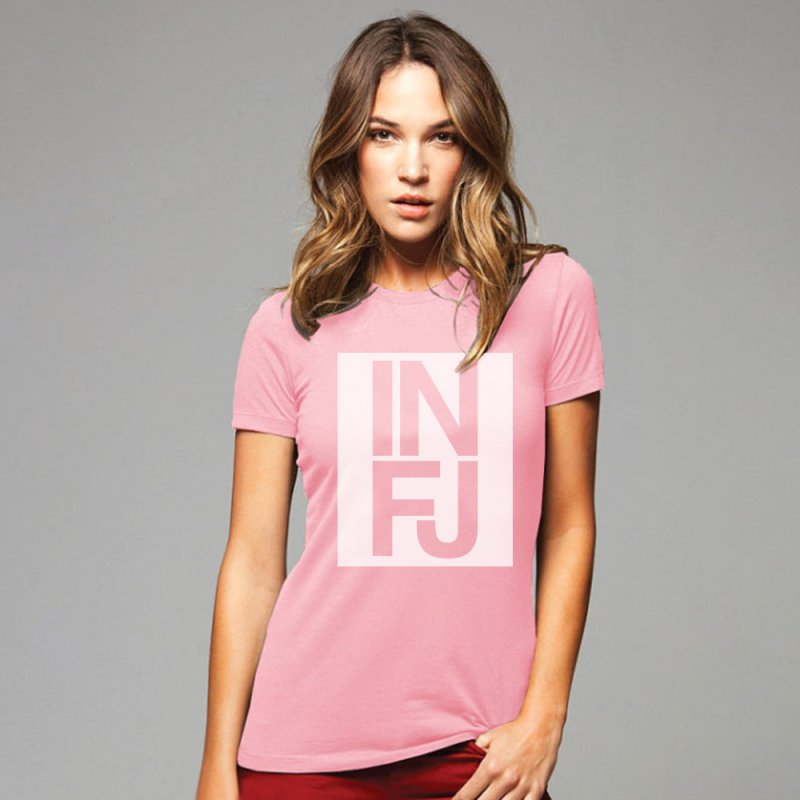 INFJ in Men's Extra Soft T-Shirt Asphalt by Obvious Website