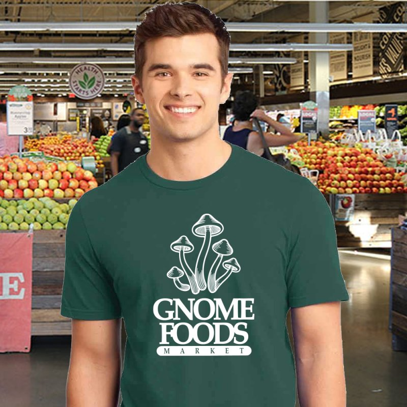 Gnome Foods by Obvious Website