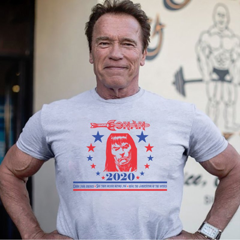 Conan 2020 by Obvious Website