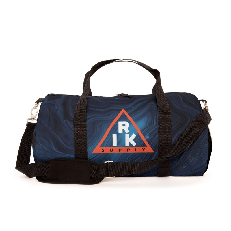 RIK.Supply (Blue Wave) in Duffel Bag by RIK.Supply