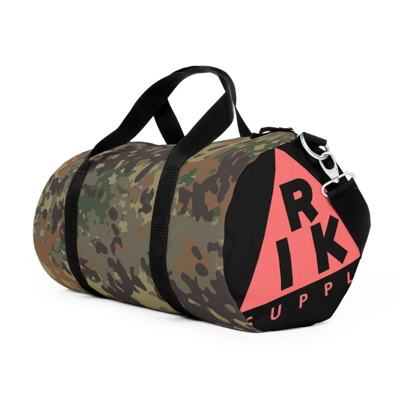 RIK.Supply (Flecktarn) in Duffel Bag by RIK.Supply