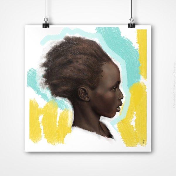Design for AFRO CHILD