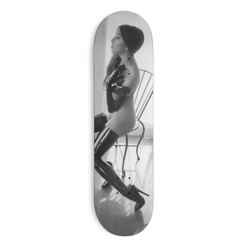 Idiivil Skateboard by Steve Diet Goedde's Artist Shop