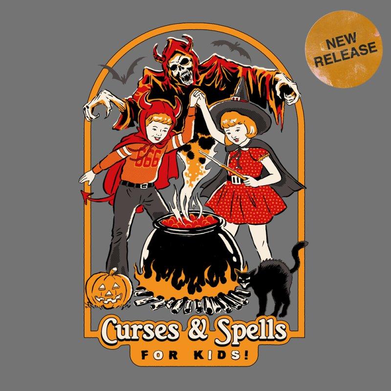 Curses & Spells by Steven Rhodes