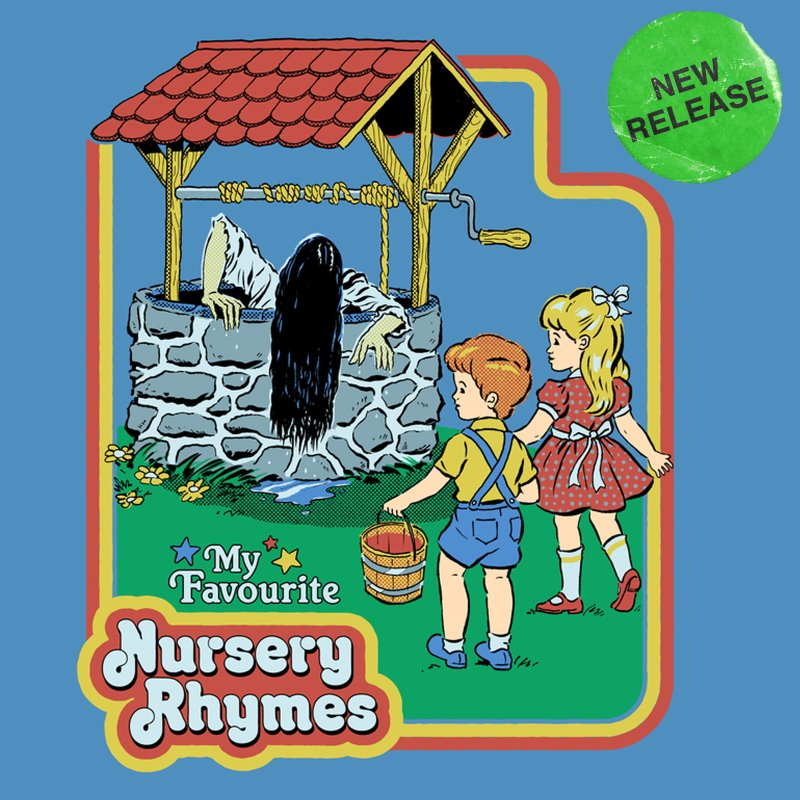 My Favourite Nursery Rhymes by Steven Rhodes