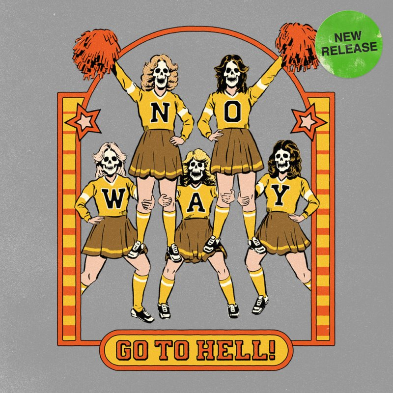 Go To Hell! by Steven Rhodes