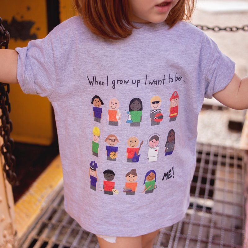 When I Grow Up - Color by Super Designer's Artist Shop