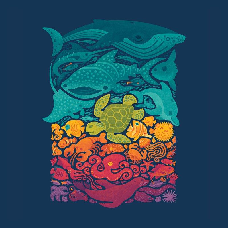 Aquatic Spectrum by Waynem