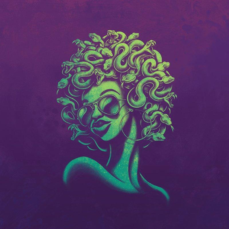 Funky Medusa by Waynem