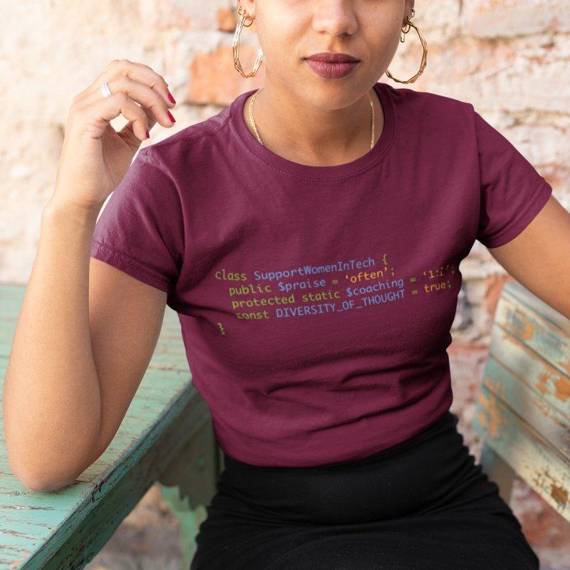 Support Women In Tech by Women in Technology Online Store