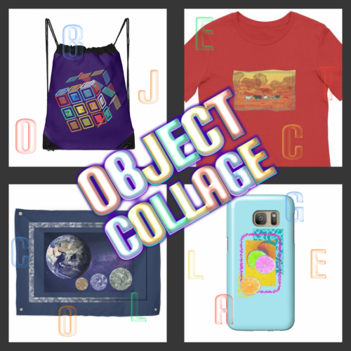 Object-Collage