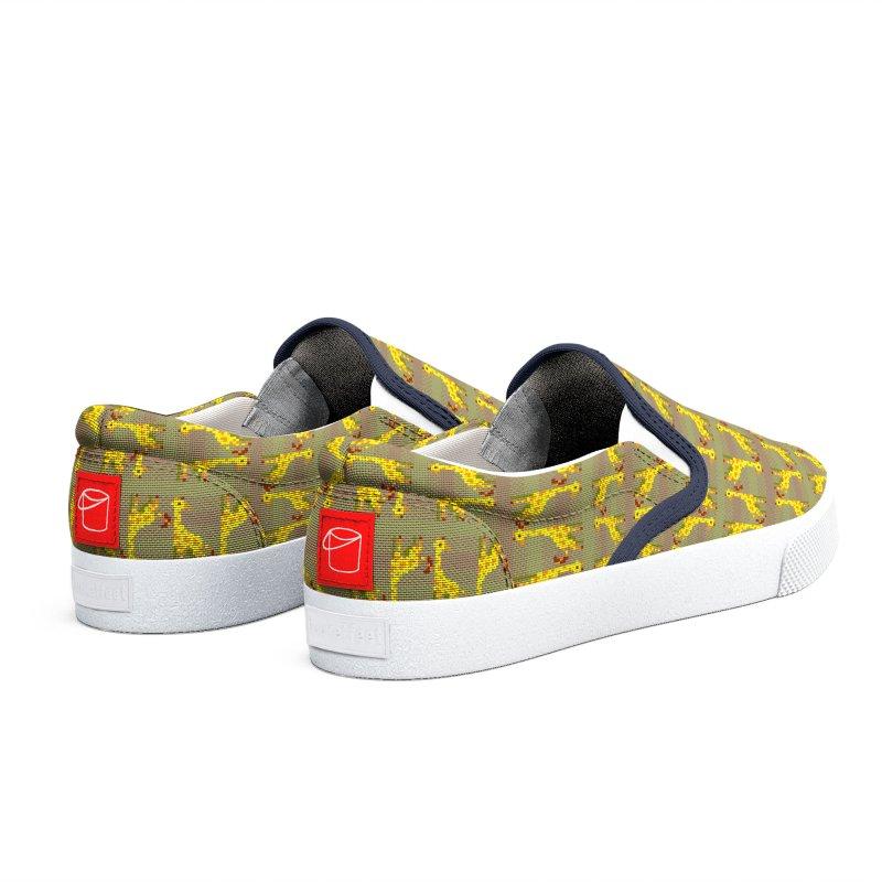 giraffey (pixels) Men's Shoes by A. B.(ee) Shop
