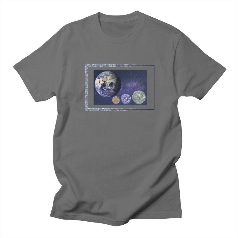 globe Men's T-Shirt by A. B.(ee) Shop