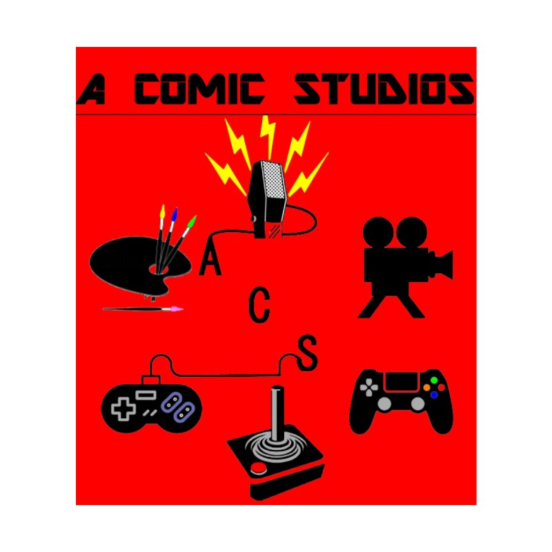 A Comic Studios Shirt by AComicStudios's Artist Shop