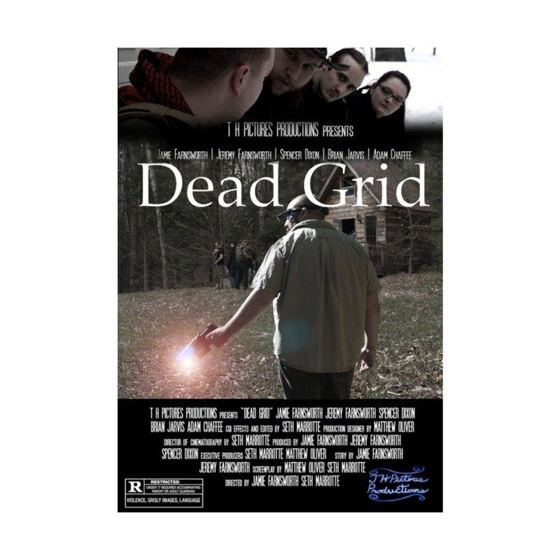 Dead Grid Poster by AComicStudios's Artist Shop
