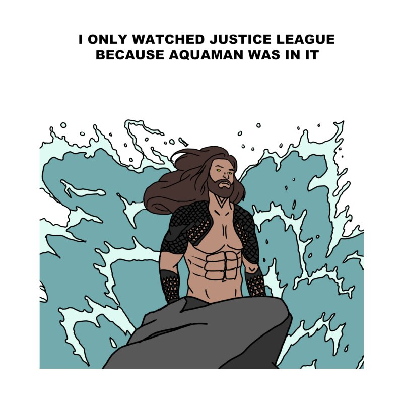 Aquaman Shirt by AComicStudios's Artist Shop