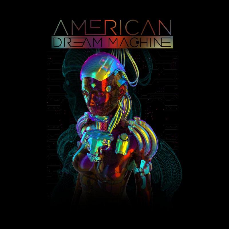 The Dream Machine Women's T-Shirt by American Dream Machine's Merch Booth