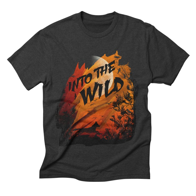 Into The Wild   by AGIMATNIINGKONG's Artist Shop
