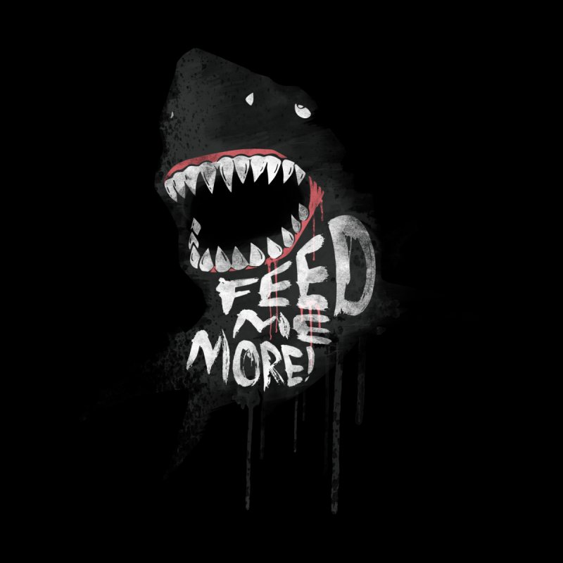 Feed Me More by AGIMATNIINGKONG's Artist Shop