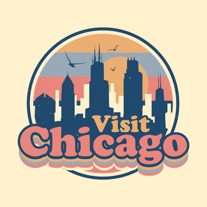 VISIT CHICAGO! by AGIMATNIINGKONG's Artist Shop