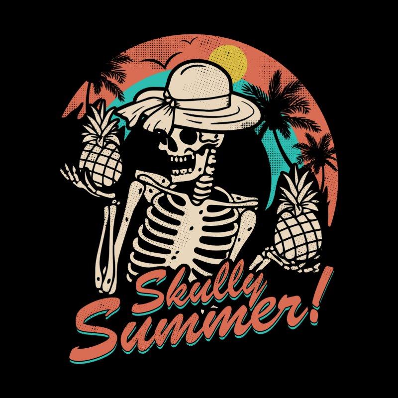 SKULLY SUMMER by AGIMATNIINGKONG's Artist Shop