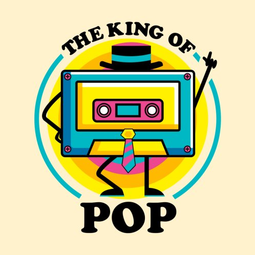 Design for THE KING OF POP