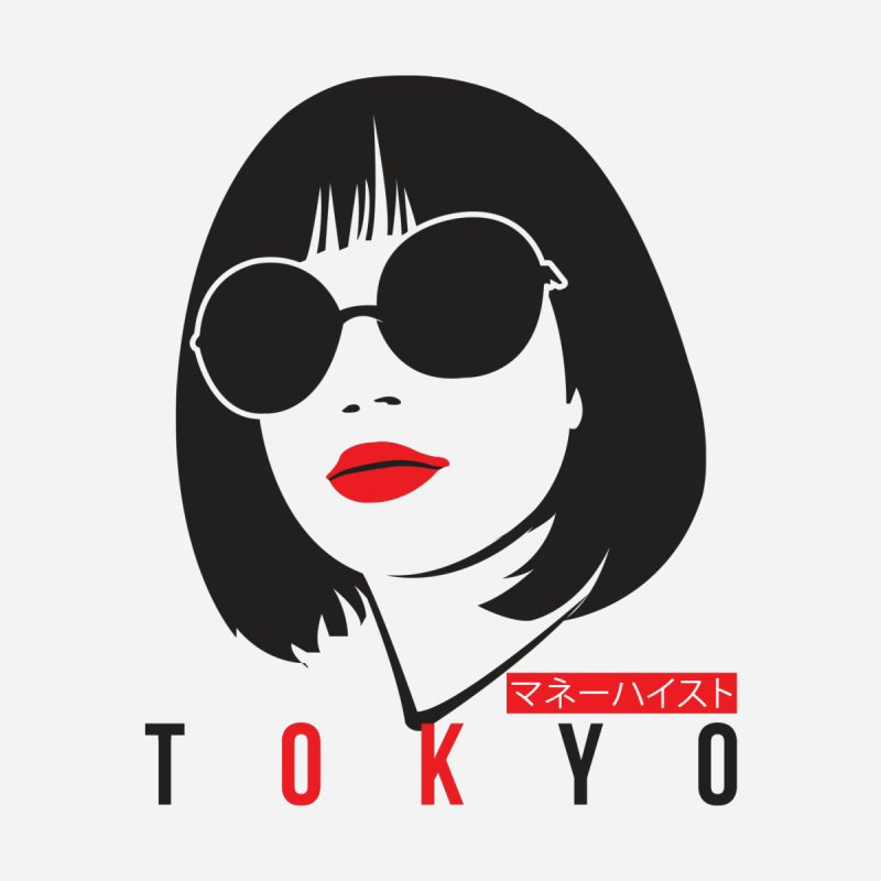 NO MONEY, NO TOKYO Men's T-Shirt by AGIMATNIINGKONG's Artist Shop
