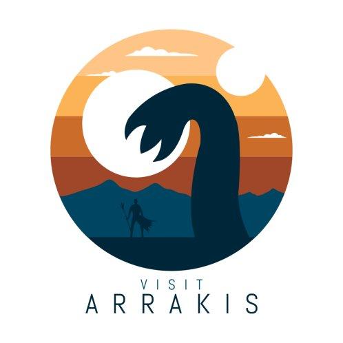Design for VISIT ARRAKIS