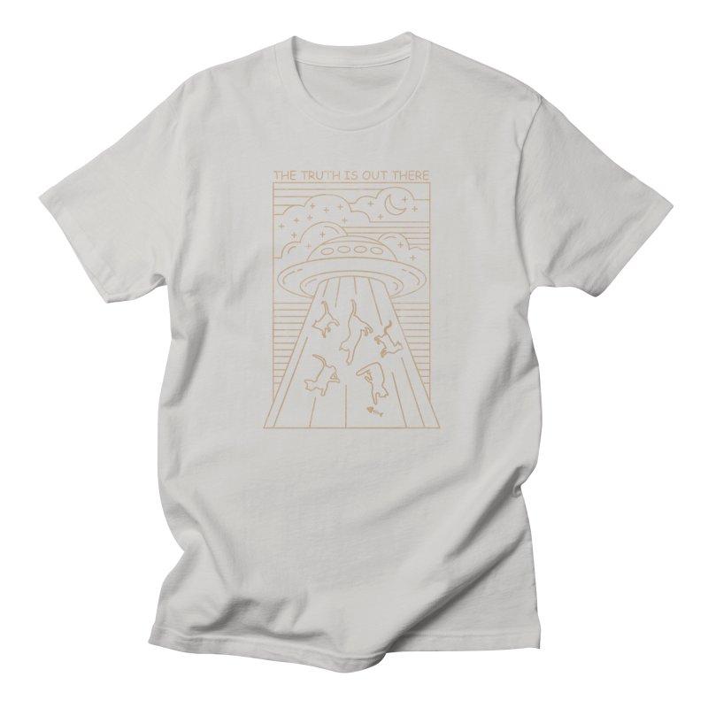 CAT COLLECTOR Men's Regular T-Shirt by AGIMATNIINGKONG's Artist Shop