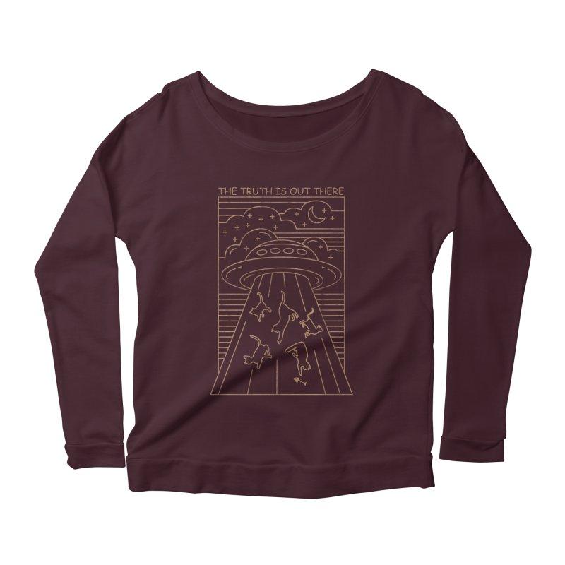 CAT COLLECTOR Women's Scoop Neck Longsleeve T-Shirt by AGIMATNIINGKONG's Artist Shop