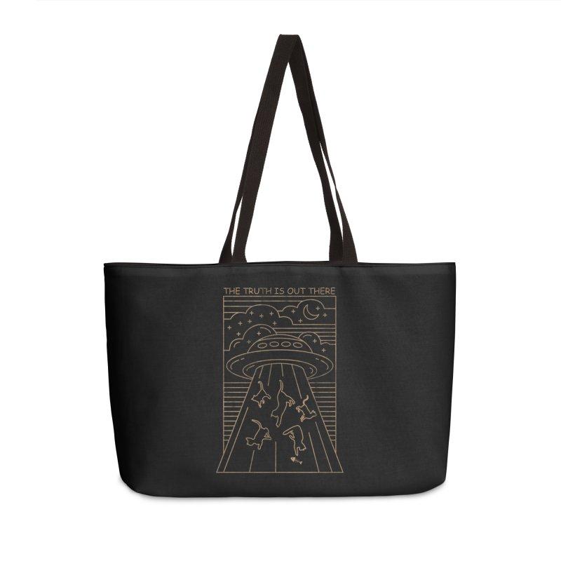 CAT COLLECTOR Accessories Weekender Bag Bag by AGIMATNIINGKONG's Artist Shop