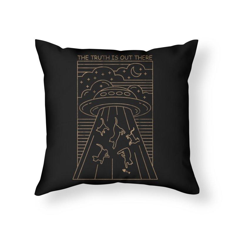 CAT COLLECTOR Home Throw Pillow by AGIMATNIINGKONG's Artist Shop