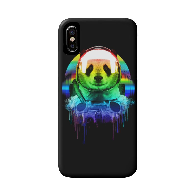 SPACE PANDA Accessories Phone Case by AGIMATNIINGKONG's Artist Shop