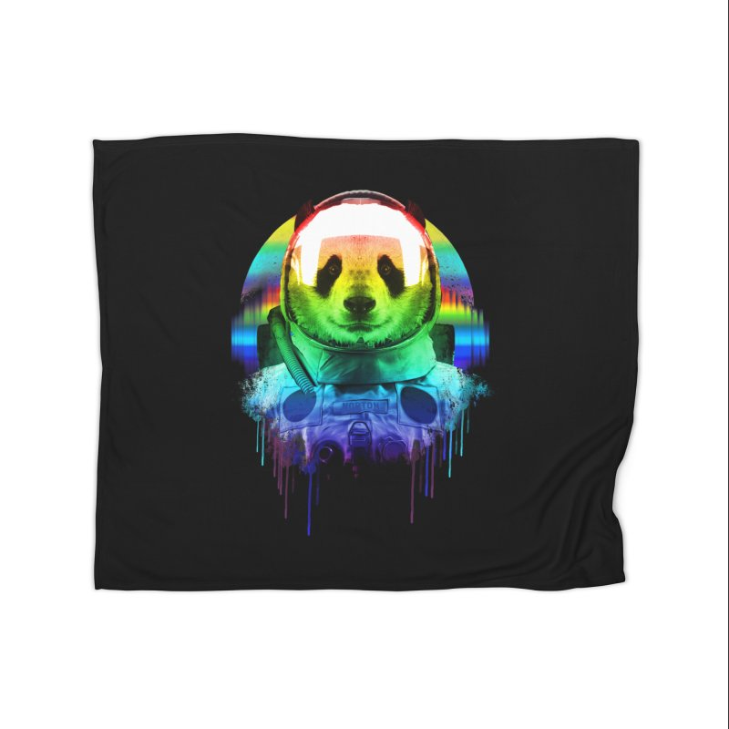 SPACE PANDA Home Blanket by AGIMATNIINGKONG's Artist Shop