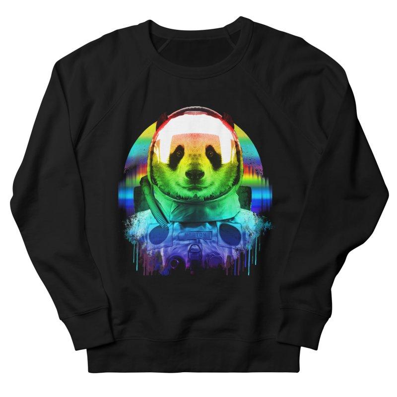 SPACE PANDA Women's Sweatshirt by AGIMATNIINGKONG's Artist Shop