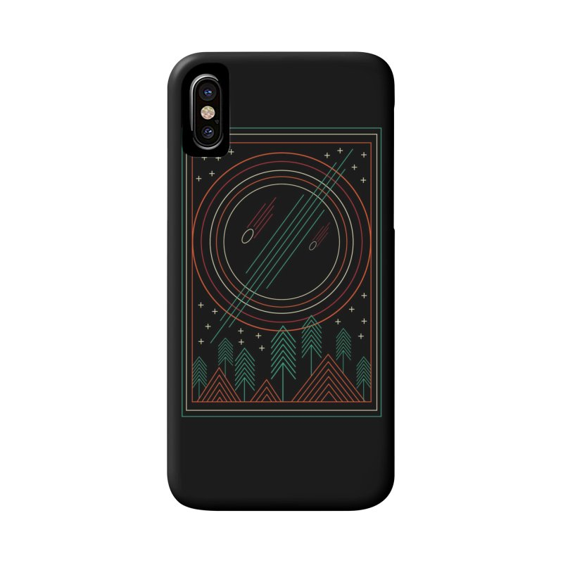 STARRY STARRY NIGHT Accessories Phone Case by AGIMATNIINGKONG's Artist Shop