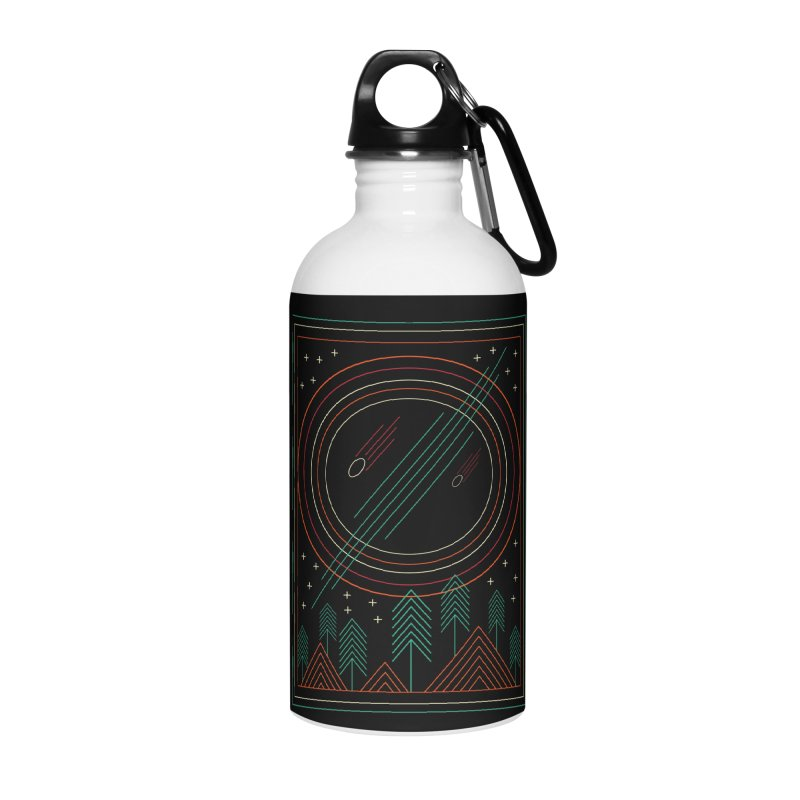 STARRY STARRY NIGHT Accessories Water Bottle by AGIMATNIINGKONG's Artist Shop