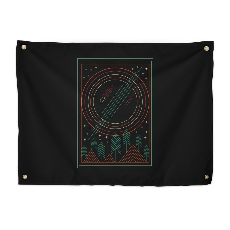 STARRY STARRY NIGHT Home Tapestry by AGIMATNIINGKONG's Artist Shop