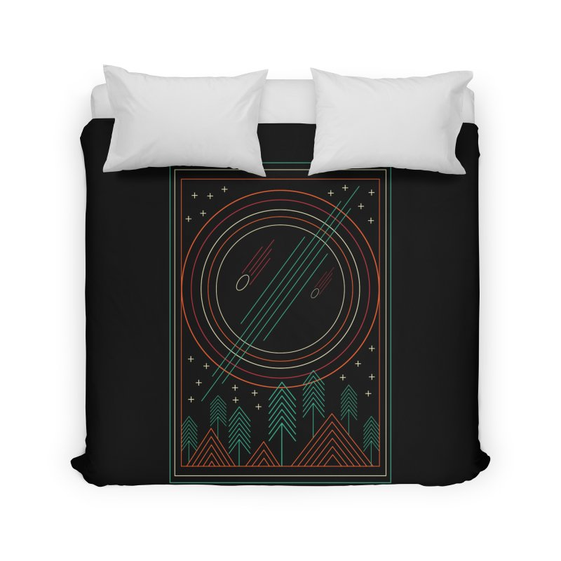STARRY STARRY NIGHT Home Duvet by AGIMATNIINGKONG's Artist Shop