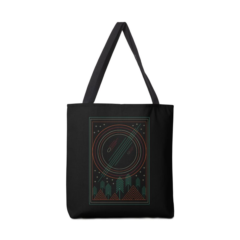 STARRY STARRY NIGHT Accessories Tote Bag Bag by AGIMATNIINGKONG's Artist Shop
