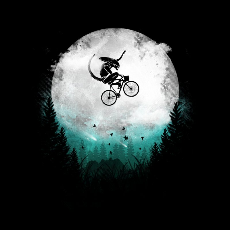 E.T. Extra Twist by AGIMATNIINGKONG's Artist Shop