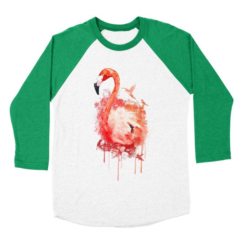 Flightless Men's Baseball Triblend T-Shirt by AGIMATNIINGKONG's Artist Shop
