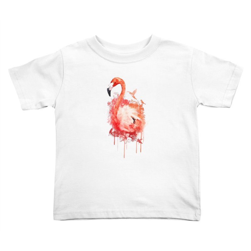Flightless Kids Toddler T-Shirt by AGIMATNIINGKONG's Artist Shop