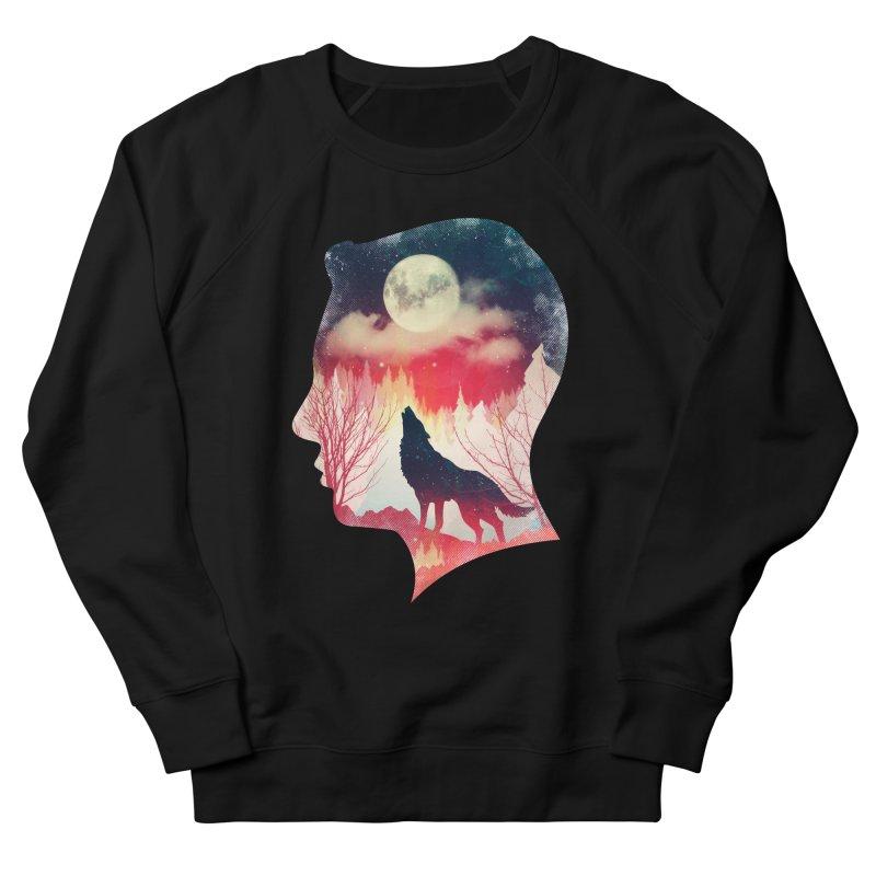 Silence Breaker Women's French Terry Sweatshirt by AGIMATNIINGKONG's Artist Shop
