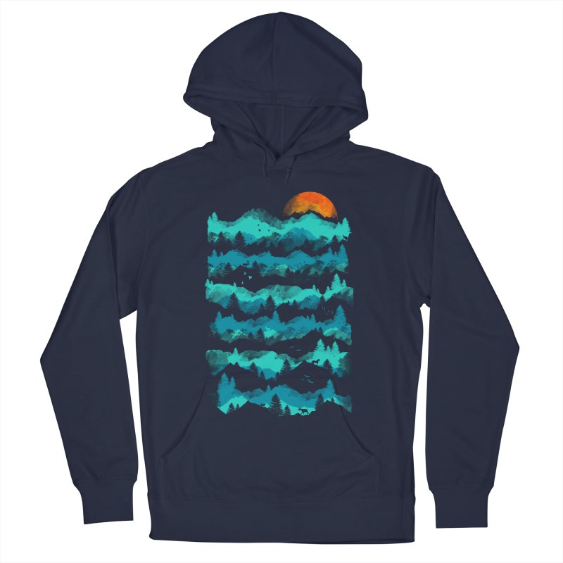Nature Levels Women's Pullover Hoody by AGIMATNIINGKONG's Artist Shop