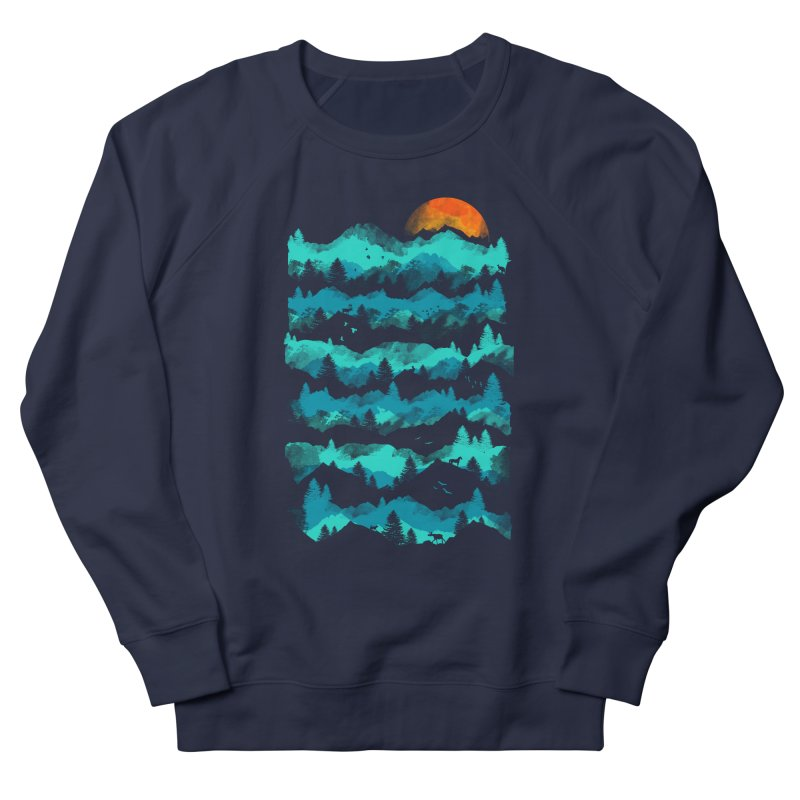 Nature Levels Men's Sweatshirt by AGIMATNIINGKONG's Artist Shop