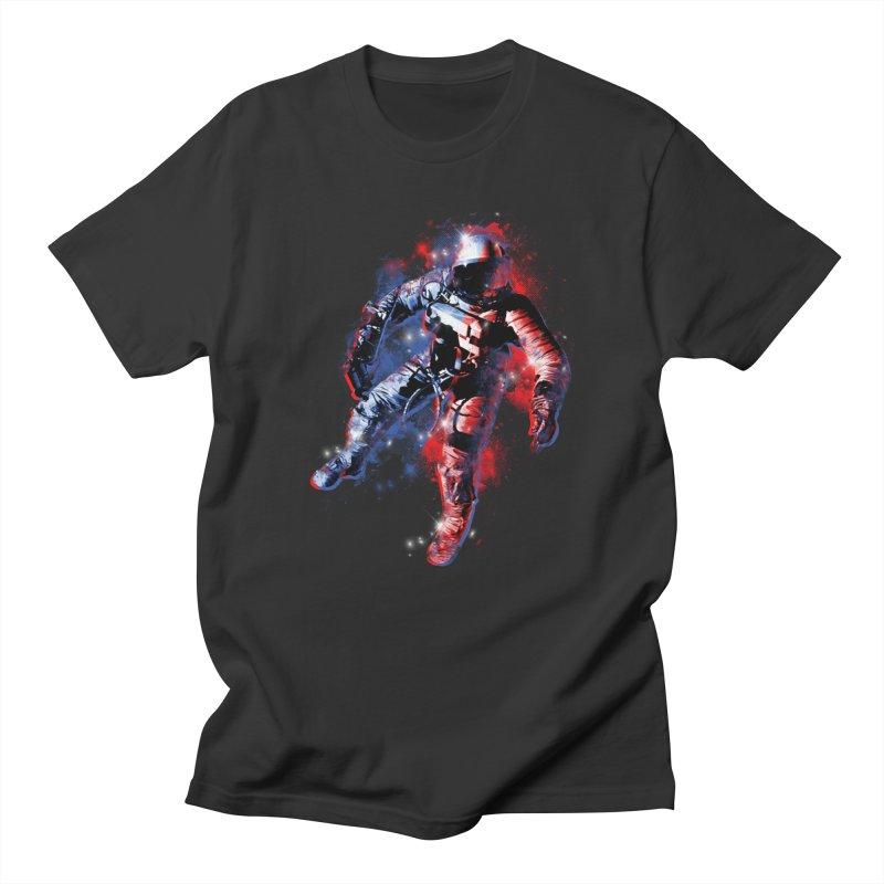 SPACE ODDITY Men's T-Shirt by AGIMATNIINGKONG's Artist Shop